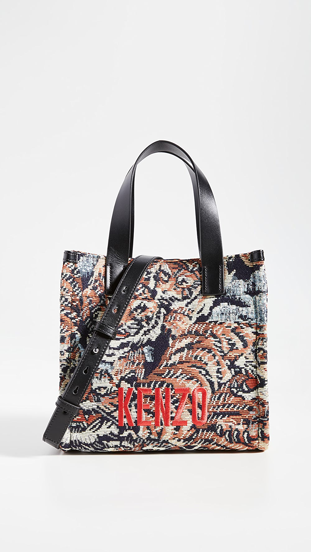 Beautiful Kenzo - Jungle Tote Bag To Have Both The Quality Of Tenacity And Hardness