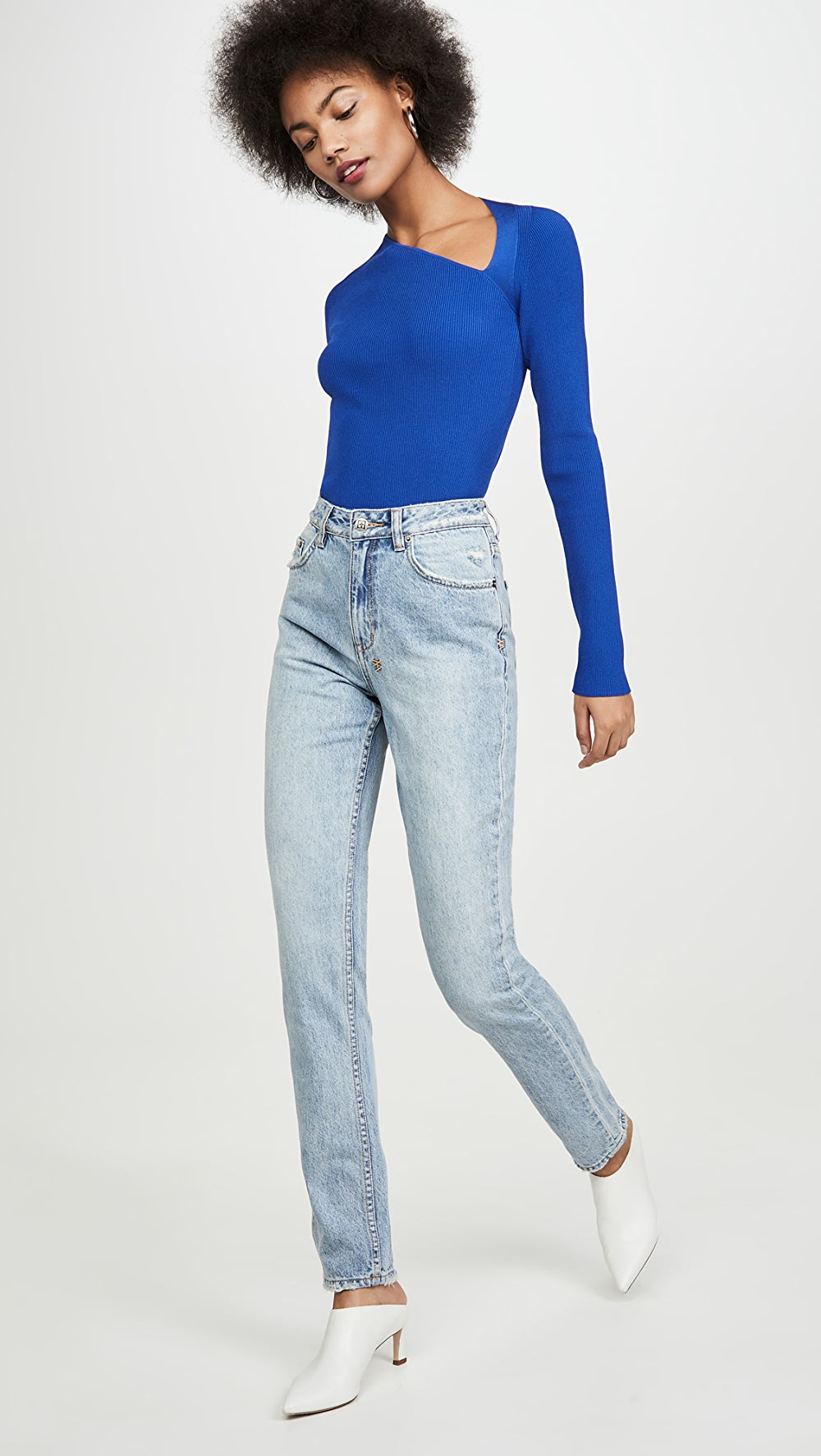 Frugal Ksubi - Slim Pin Jeans Evident Effect