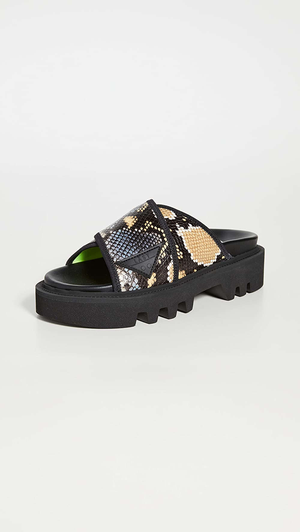 Capable Last - Prime Snake Sandals To Be Highly Praised And Appreciated By The Consuming Public