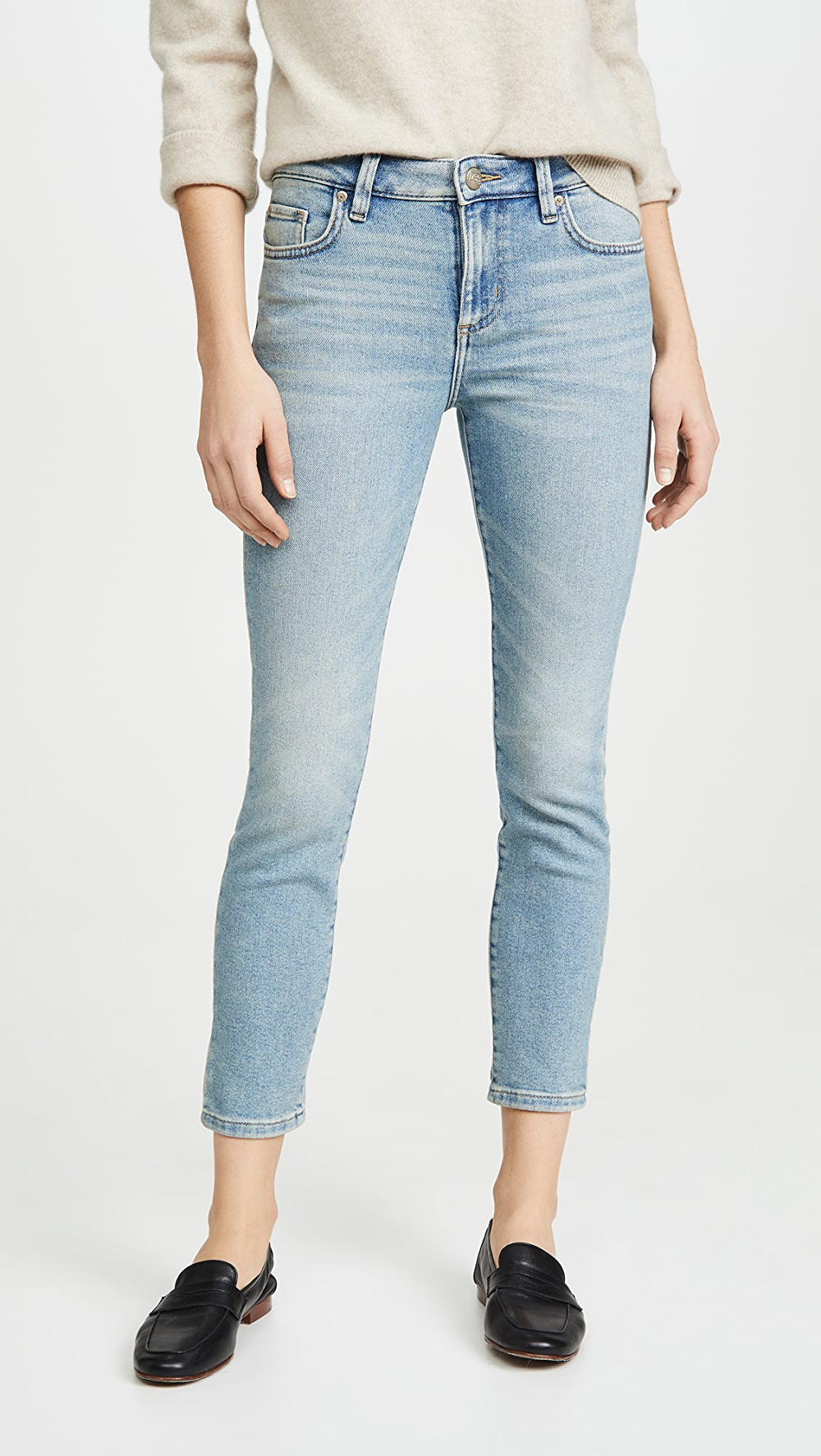 Punctual Lee Vintage Modern - Midrise Skinny Ankle Jeans Products Hot Sale