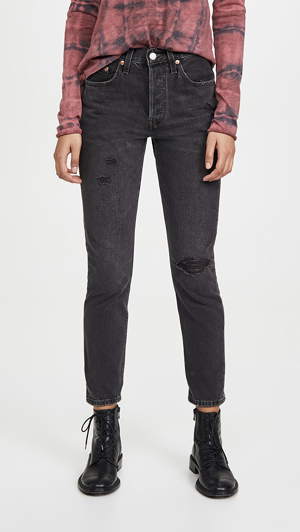 Collection Here Levi's - 501 Skinny Jeans At All Costs