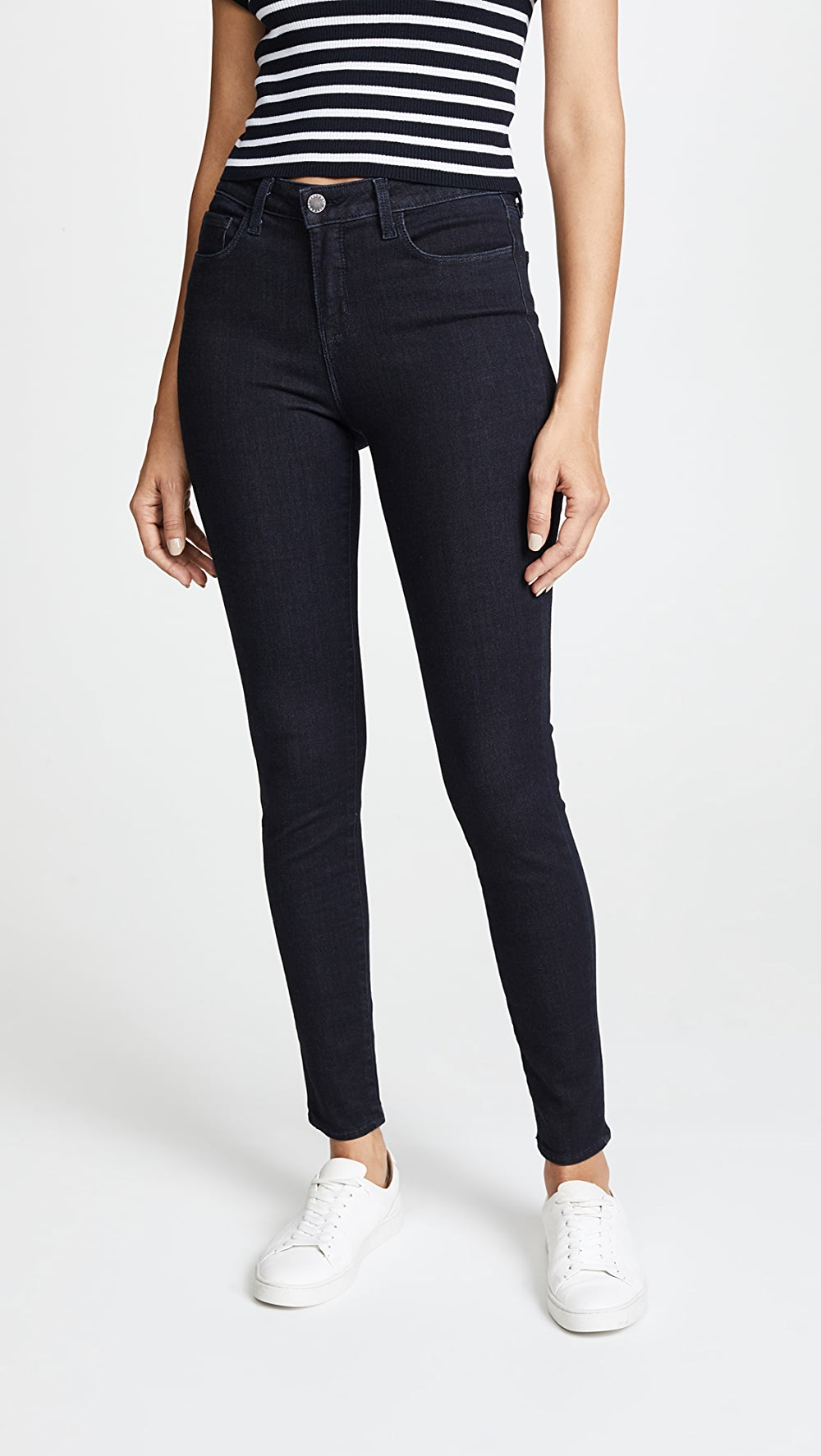 Steady L'agence - Marguerite High Rise Skinny Jeans Relieving Rheumatism