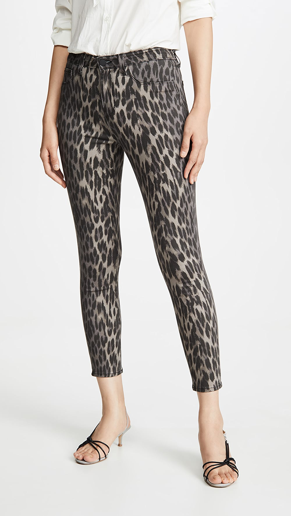 Qualified L'agence - Margot High Rise Skinny Jeans To Assure Years Of Trouble-Free Service