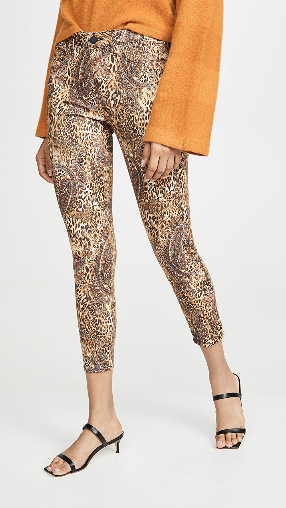 Romantic L'agence - Margot High Rise Skinny Valencia Jeans Be Shrewd In Money Matters