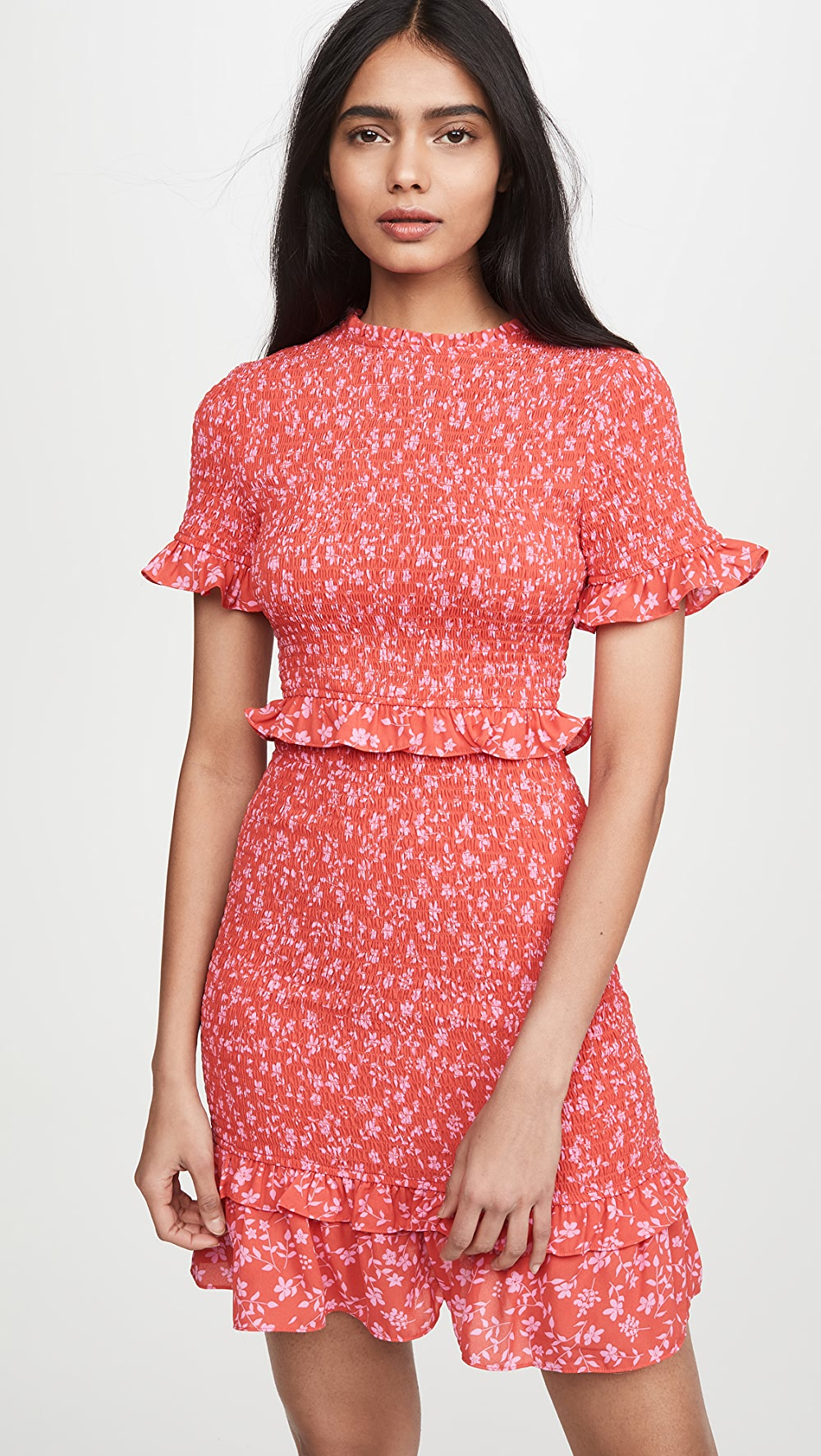 100% Quality Likely - Faye Dress Rapid Heat Dissipation