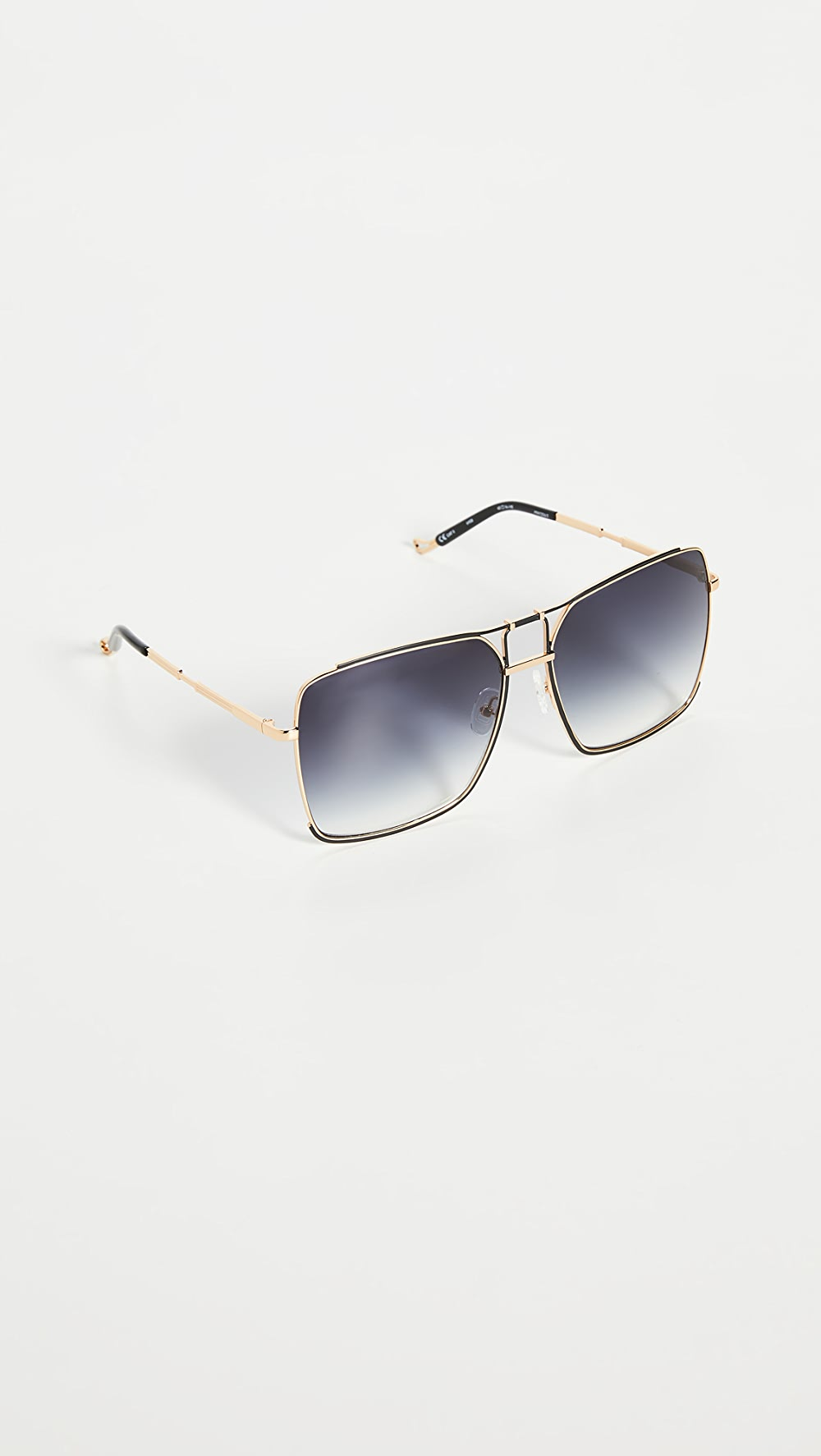 Adroit Linda Farrow Luxe - Mathew Williamson X Linda Farrow Square Sunglasses Less Expensive