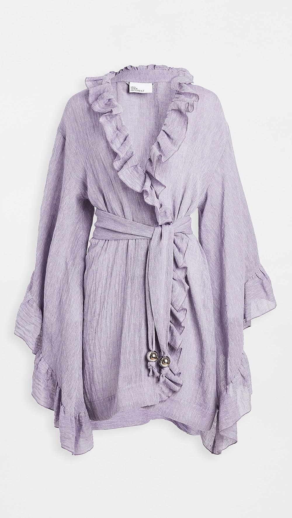 100% True Lisa Marie Fernandez - Anita Robe Easy To Lubricate