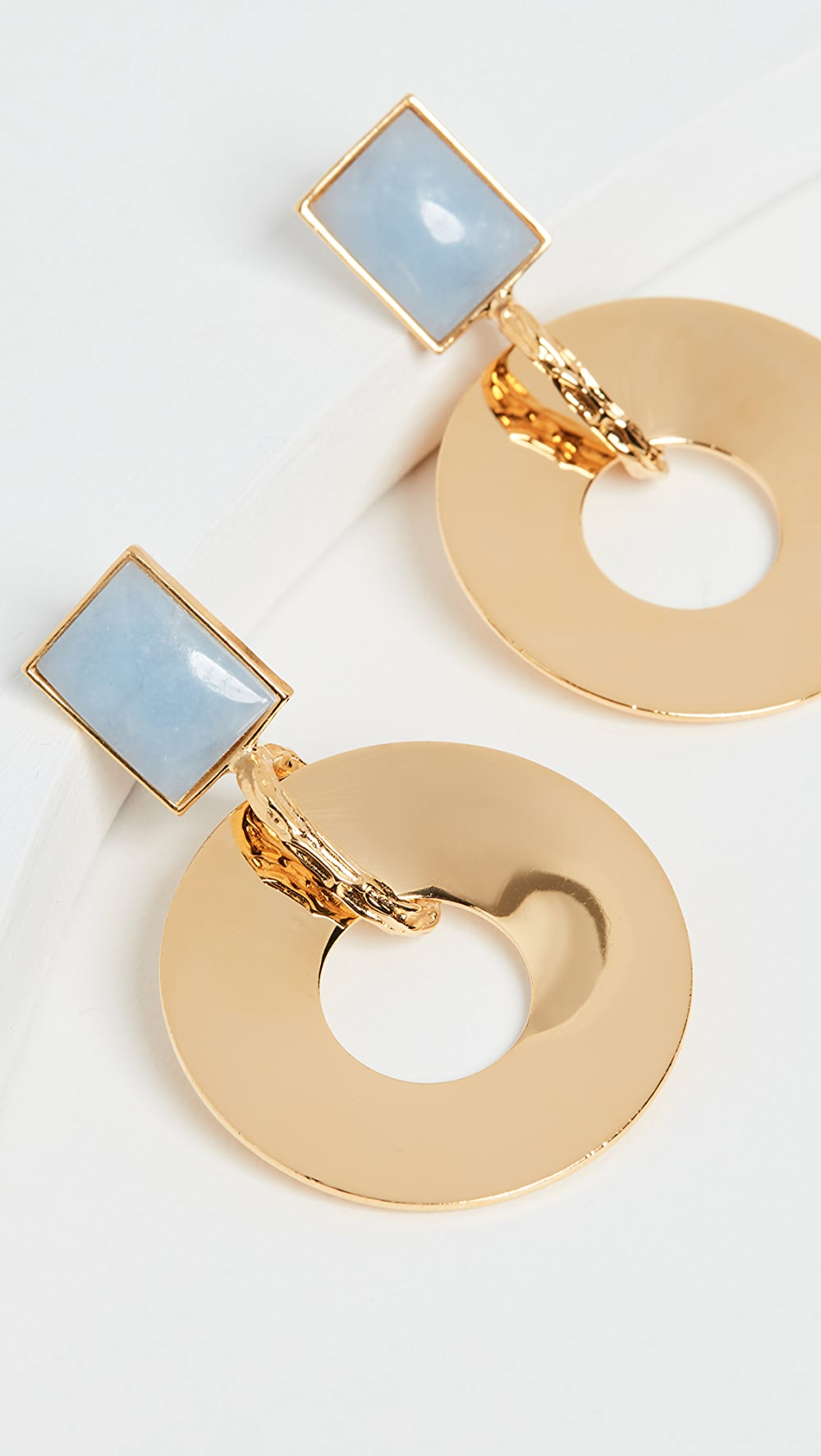 100% Quality Lizzie Fortunato - Promenade Hour Earrings Up-To-Date Styling