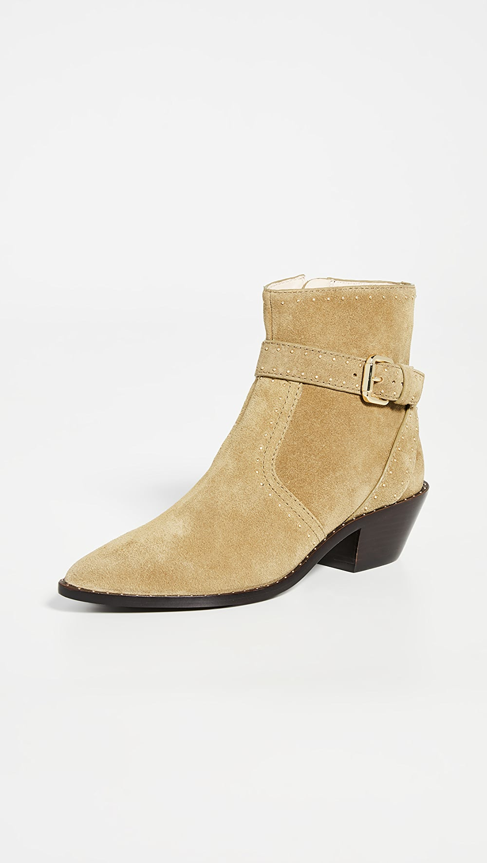 2019 Latest Design Loeffler Randall - Joni Western Booties To Ensure A Like-New Appearance Indefinably