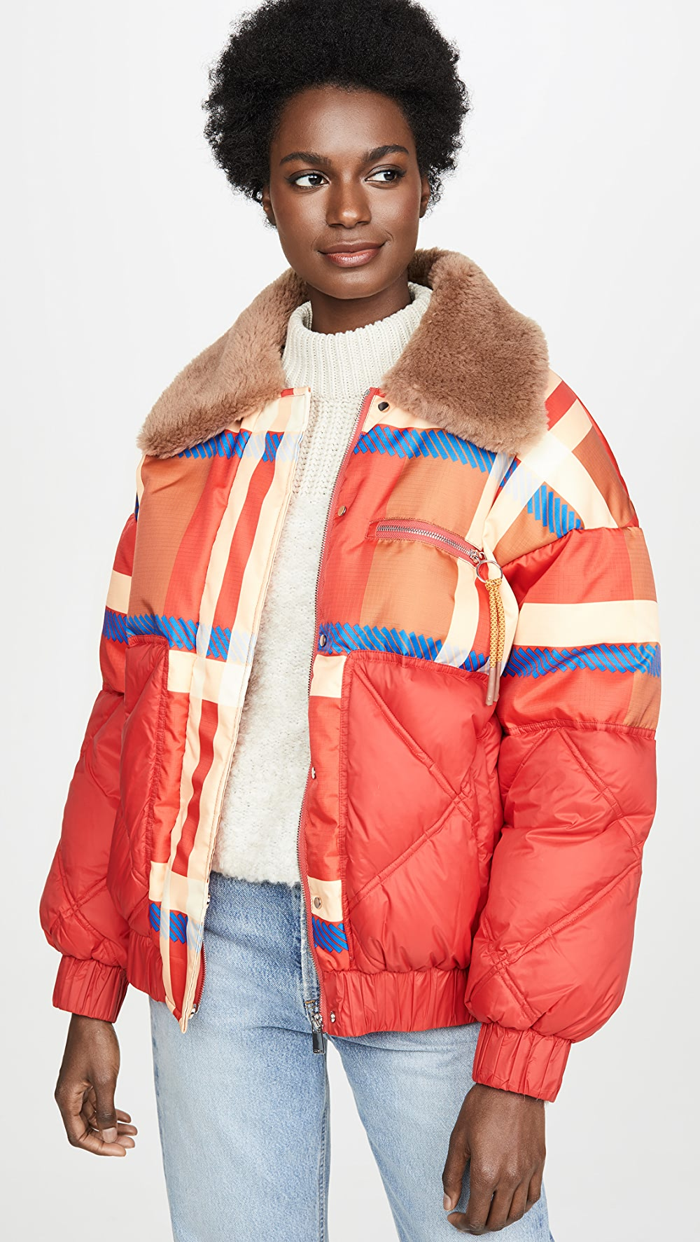 Aggressive Lu Mei - Kilburn Jacket With Traditional Methods