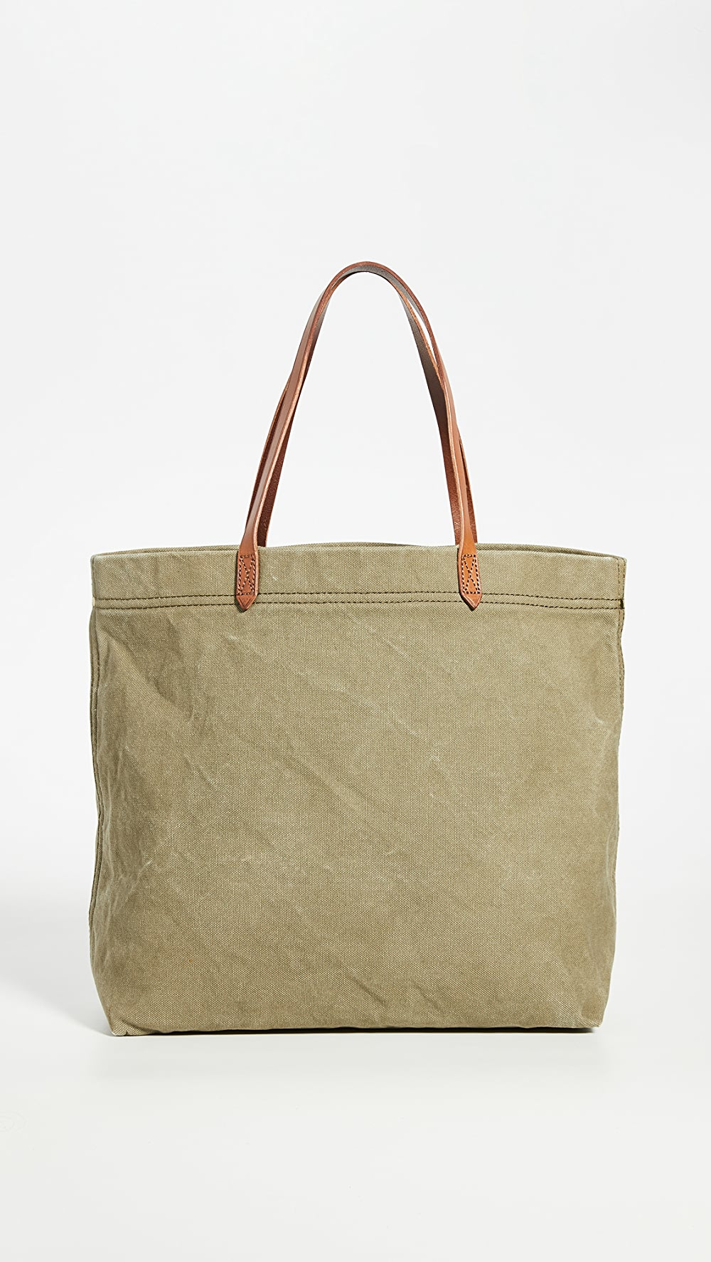 Active Madewell - Canvas Transport Tote Elegant Appearance