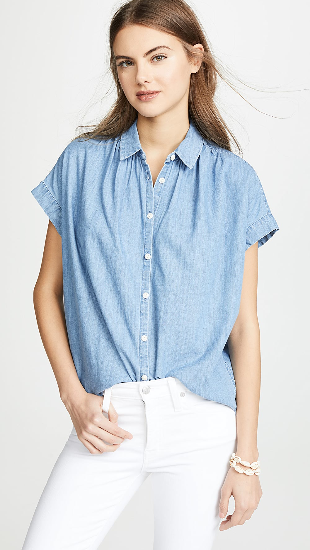 Delicious Madewell - Central Shirt Fine Craftsmanship