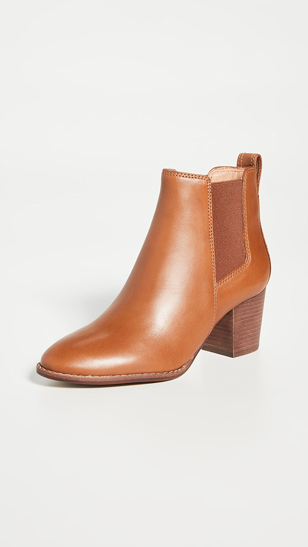 Able Madewell - The Baine Block Heel Booties To Have A Long Historical Standing
