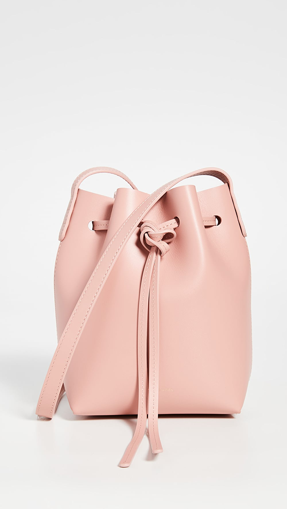 Have An Inquiring Mind Mansur Gavriel - Mini Mini Bucket Bag Strong Packing
