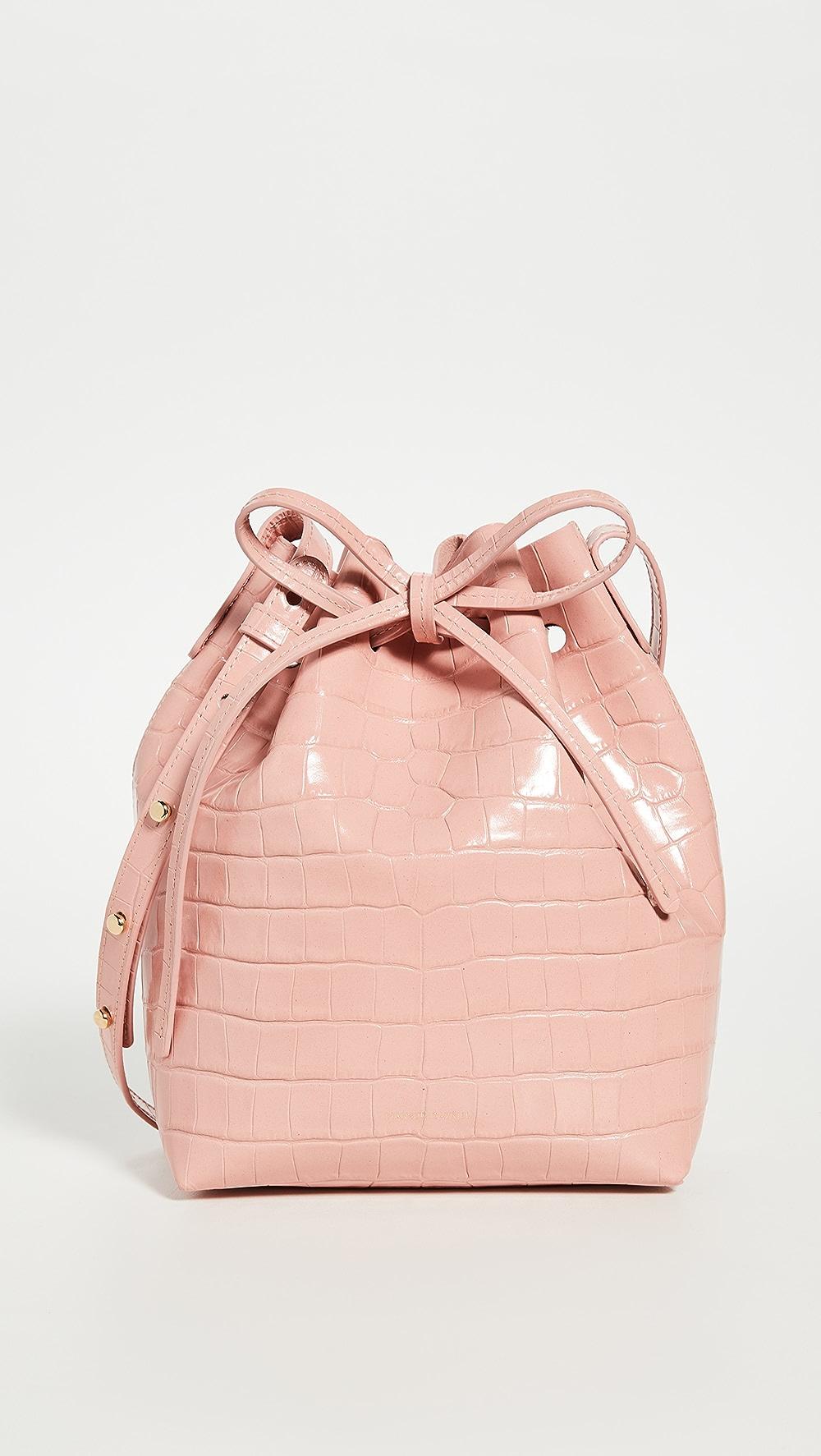 Just Mansur Gavriel - Mini Bucket Bag At All Costs