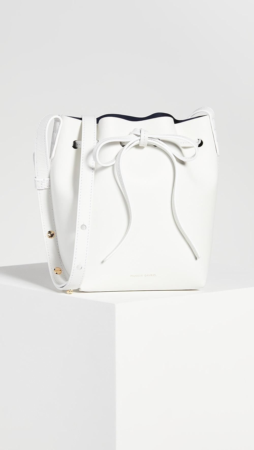 Earnest Mansur Gavriel - Mini Mini Bucket Bag With The Best Service