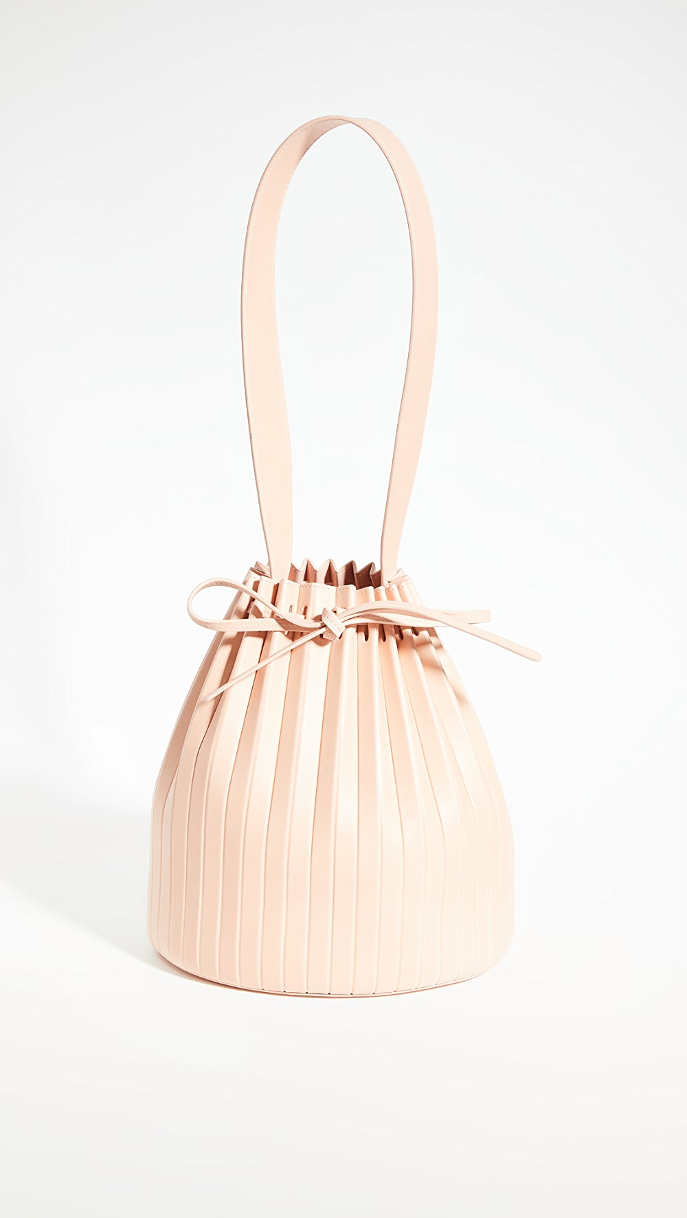 100% True Mansur Gavriel - Pleated Bucket Easy To Use