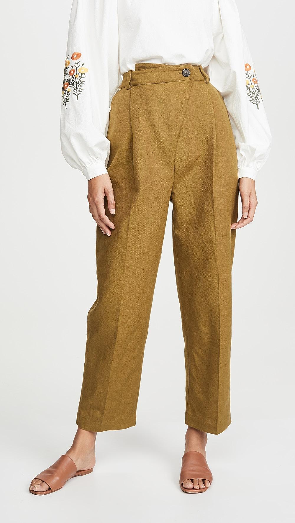 Reliable Mara Hoffman - Almeria Trousers Agreeable To Taste