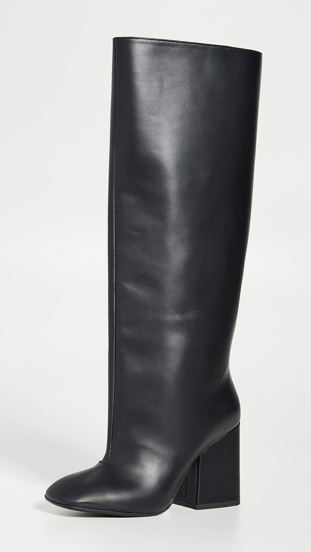 Aspiring Marni - Tall Heeled Boots Refreshing And Enriching The Saliva