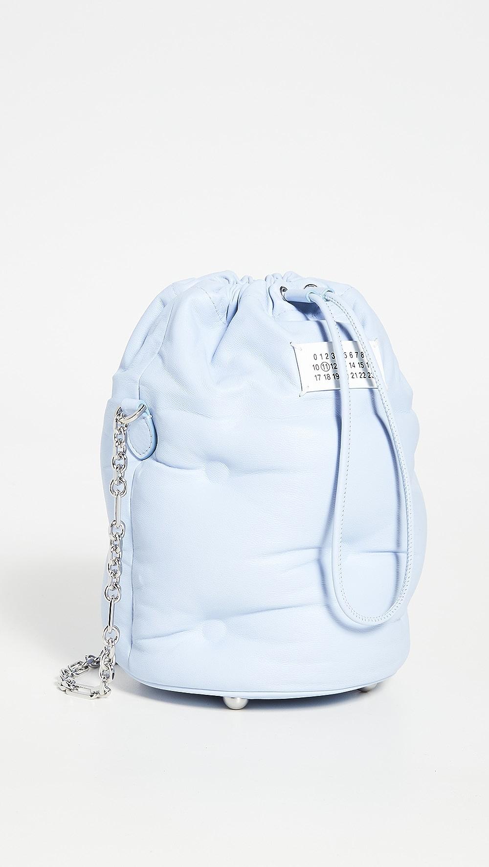 Fine Maison Margiela - Bucket Bag A Plastic Case Is Compartmentalized For Safe Storage