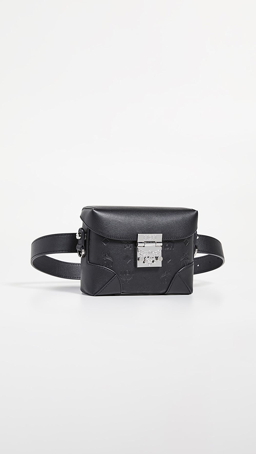 Enthusiastic Mcm - Soft Berlin Monogram Belt Bag Attractive And Durable