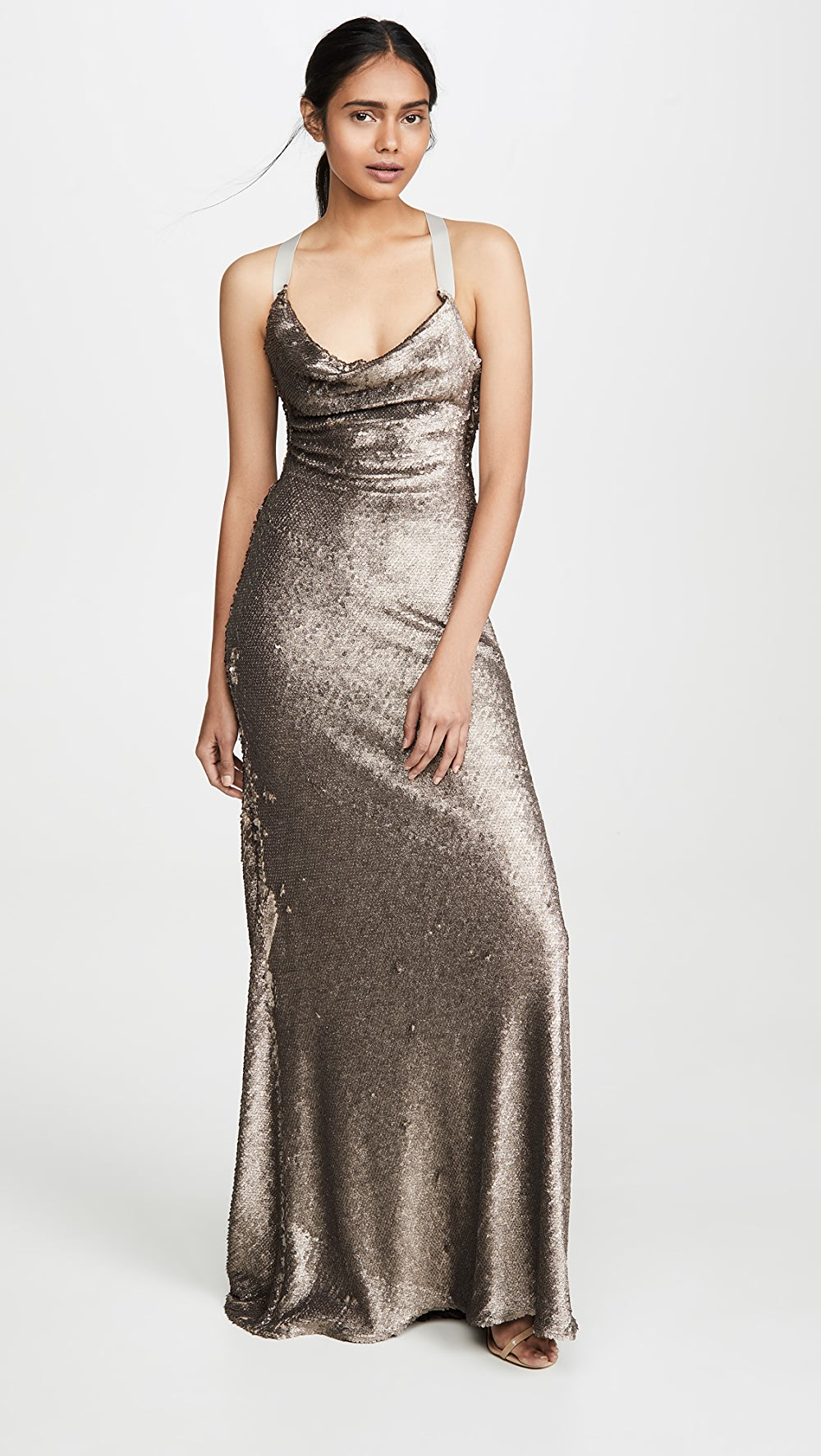 100% Quality Maria Lucia Hohan - Laure Sequin Dress Promoting Health And Curing Diseases