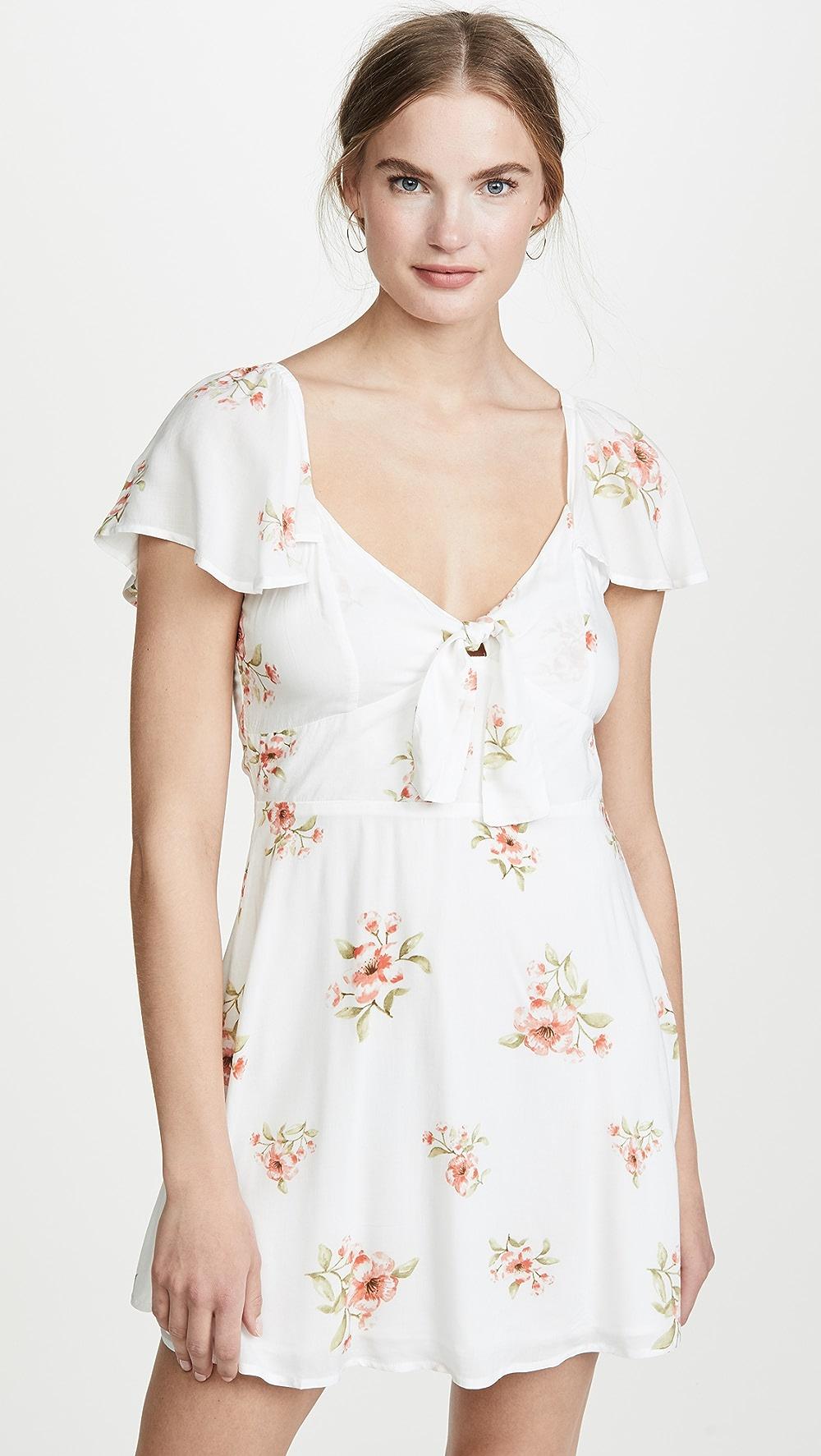 Dedicated Minkpink - Sweet Delilah Mini Dress High Quality Materials