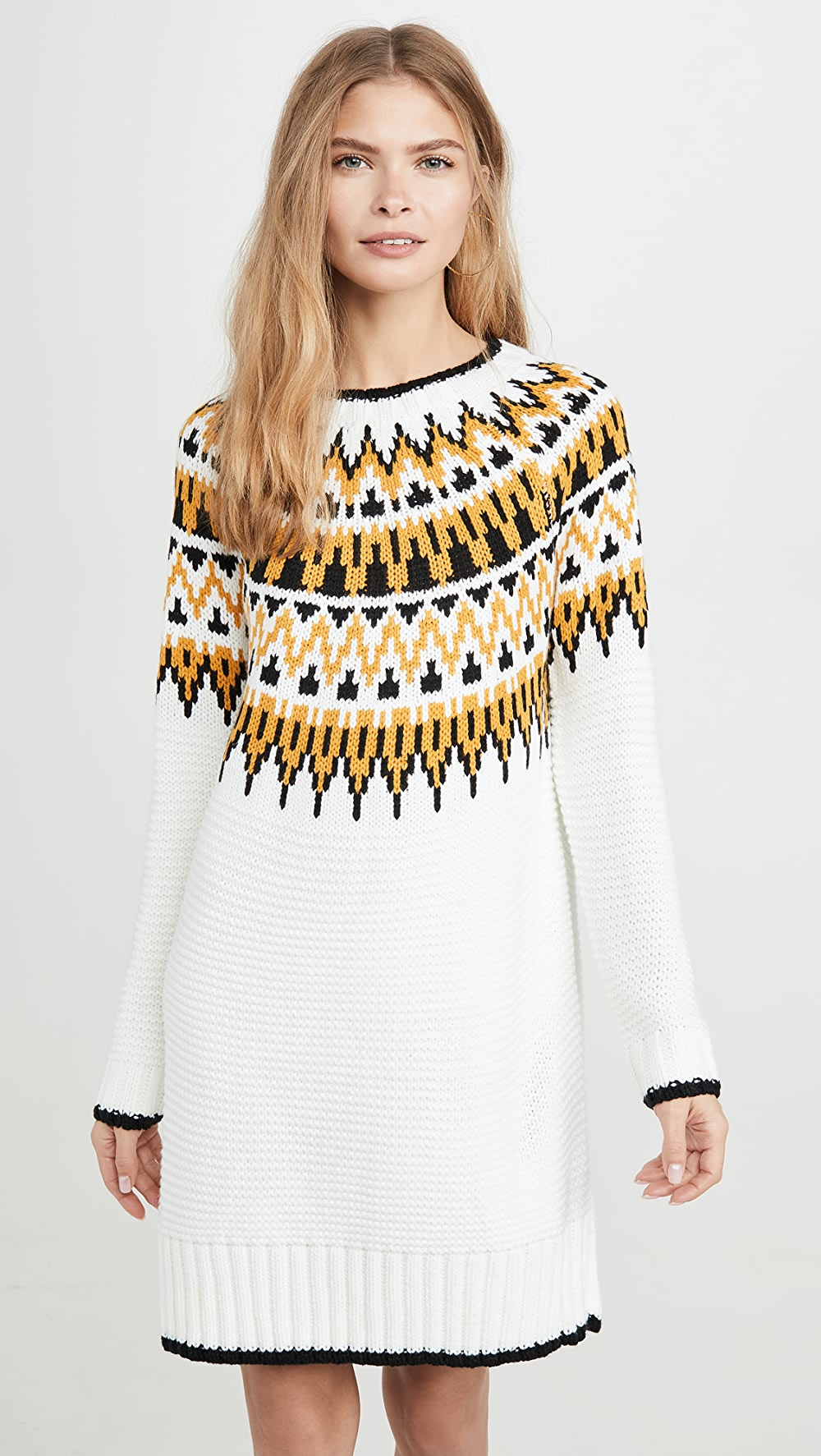 100% Quality Minkpink - Imogen Fairsile Sweater Dress Rapid Heat Dissipation