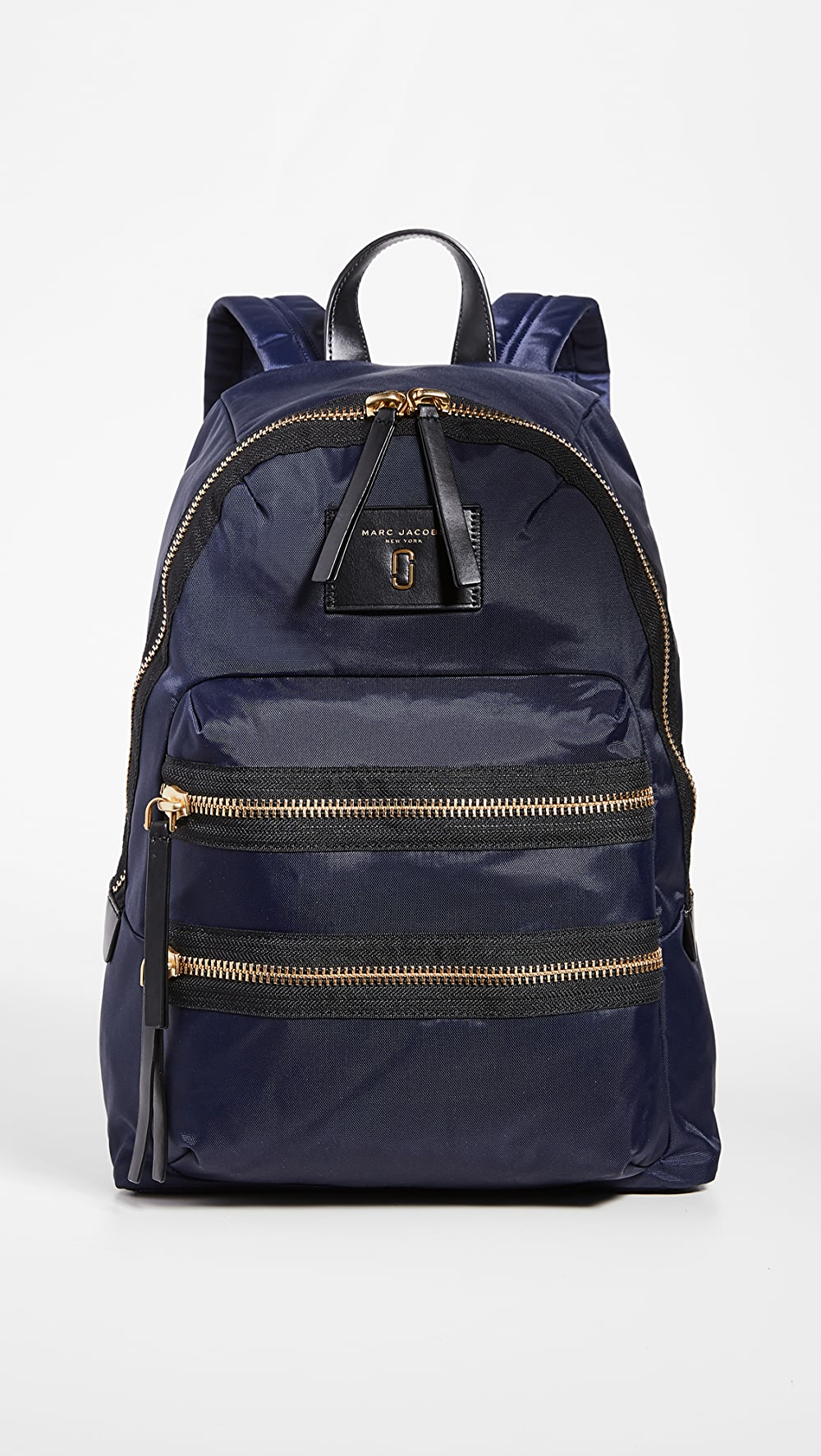 Conscientious The Marc Jacobs - Nylon Biker Backpack Be Friendly In Use
