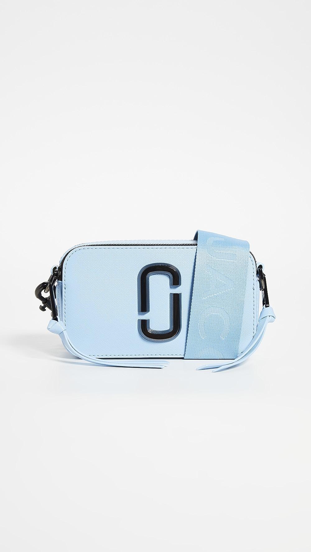 Aggressive The Marc Jacobs - Snapshot Dtm Camera Bag Clear-Cut Texture