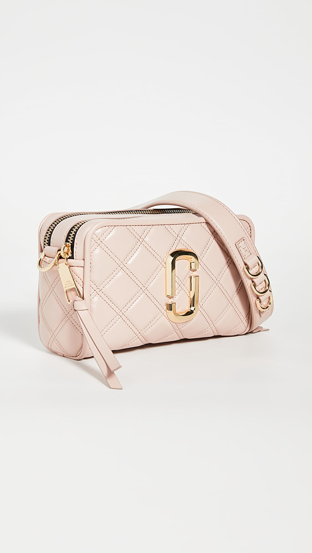 Hot Sale The Marc Jacobs - The Softshot 21 Bag Meticulous Dyeing Processes