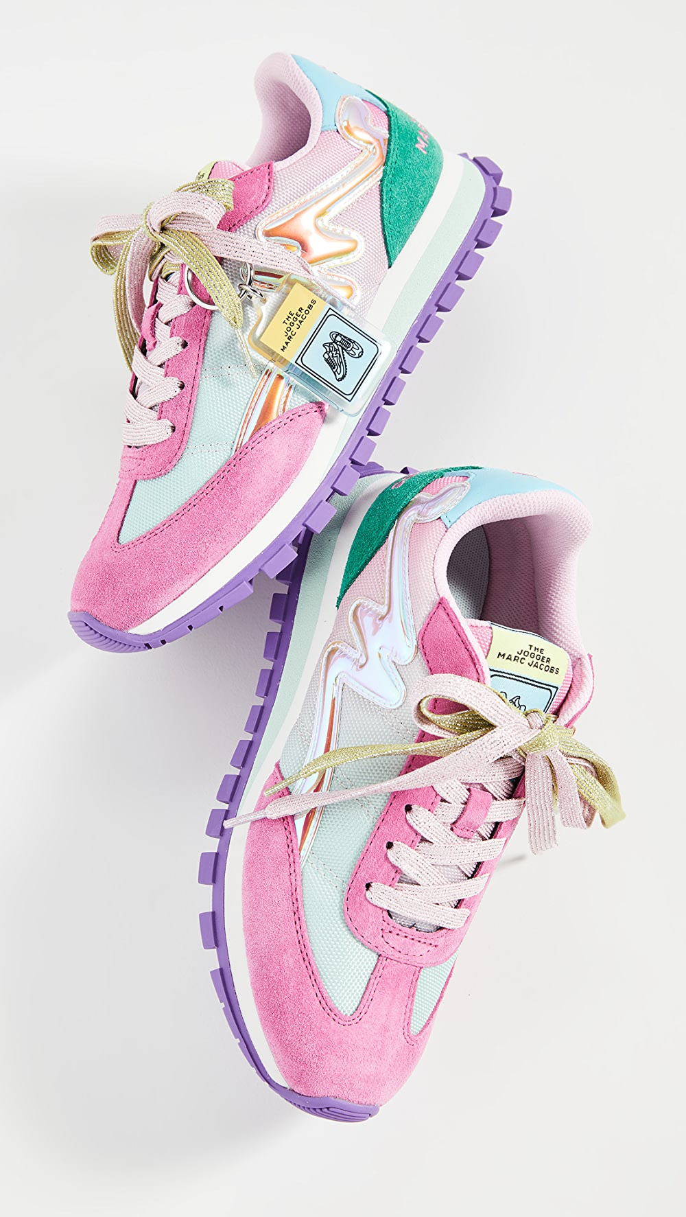 Active The Marc Jacobs - The Jogger Sneakers Agreeable To Taste