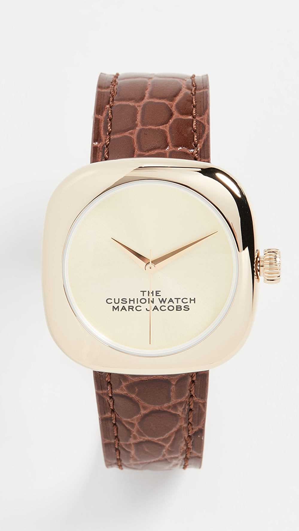 Search For Flights The Marc Jacobs - The Cushion Watch 36mm Durable Service