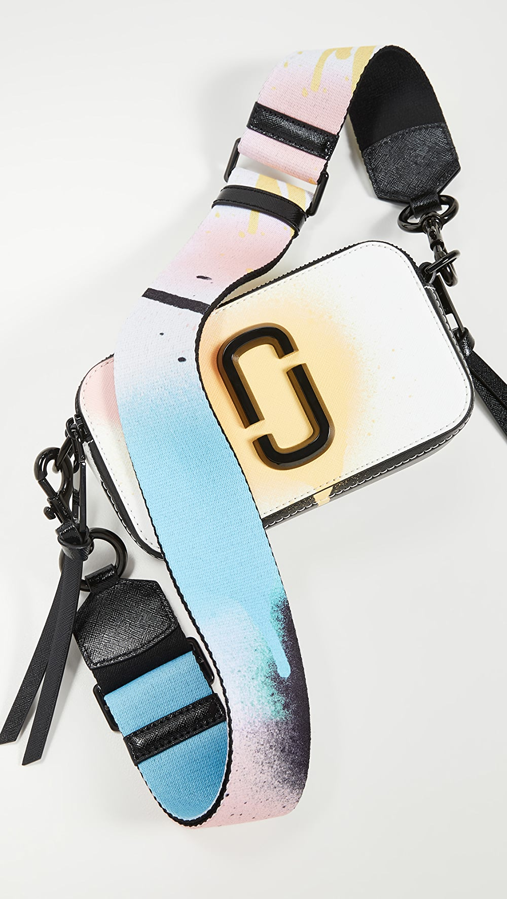 Lovely The Marc Jacobs - Snapshot Crossbody Bag Pretty And Colorful
