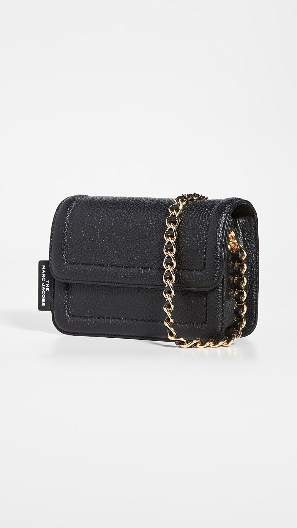 2019 New Style The Marc Jacobs - Mini Cushion Bag Firm In Structure