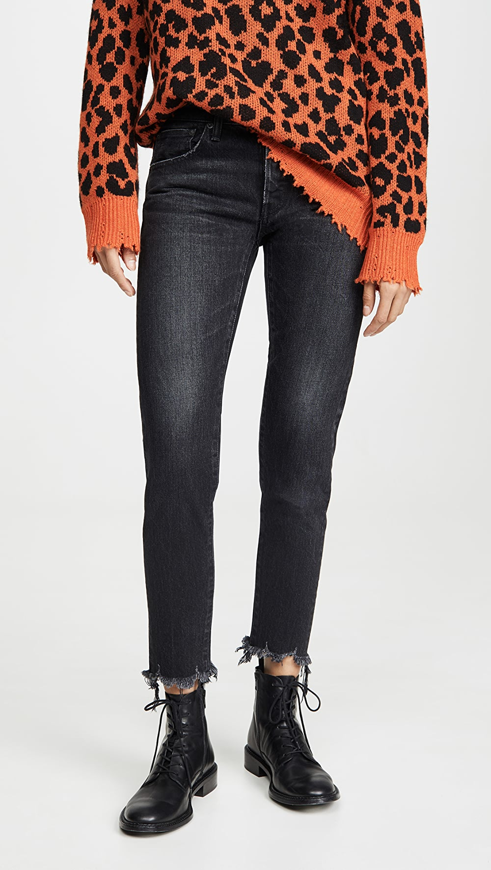 United Moussy Vintage - Staley Tapered Jeans Choice Materials