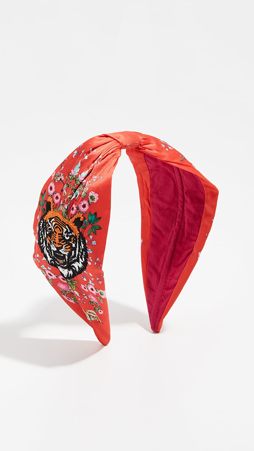 New Fashion Namjosh - Tiger Embroidered Headband To Have A Long Historical Standing