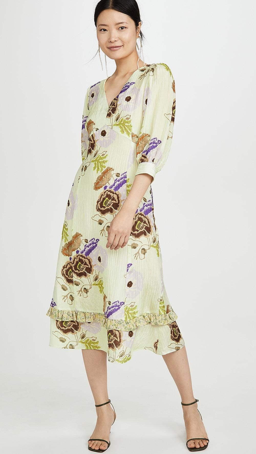 100% Quality No.6 - Astor Dress Excellent Quality