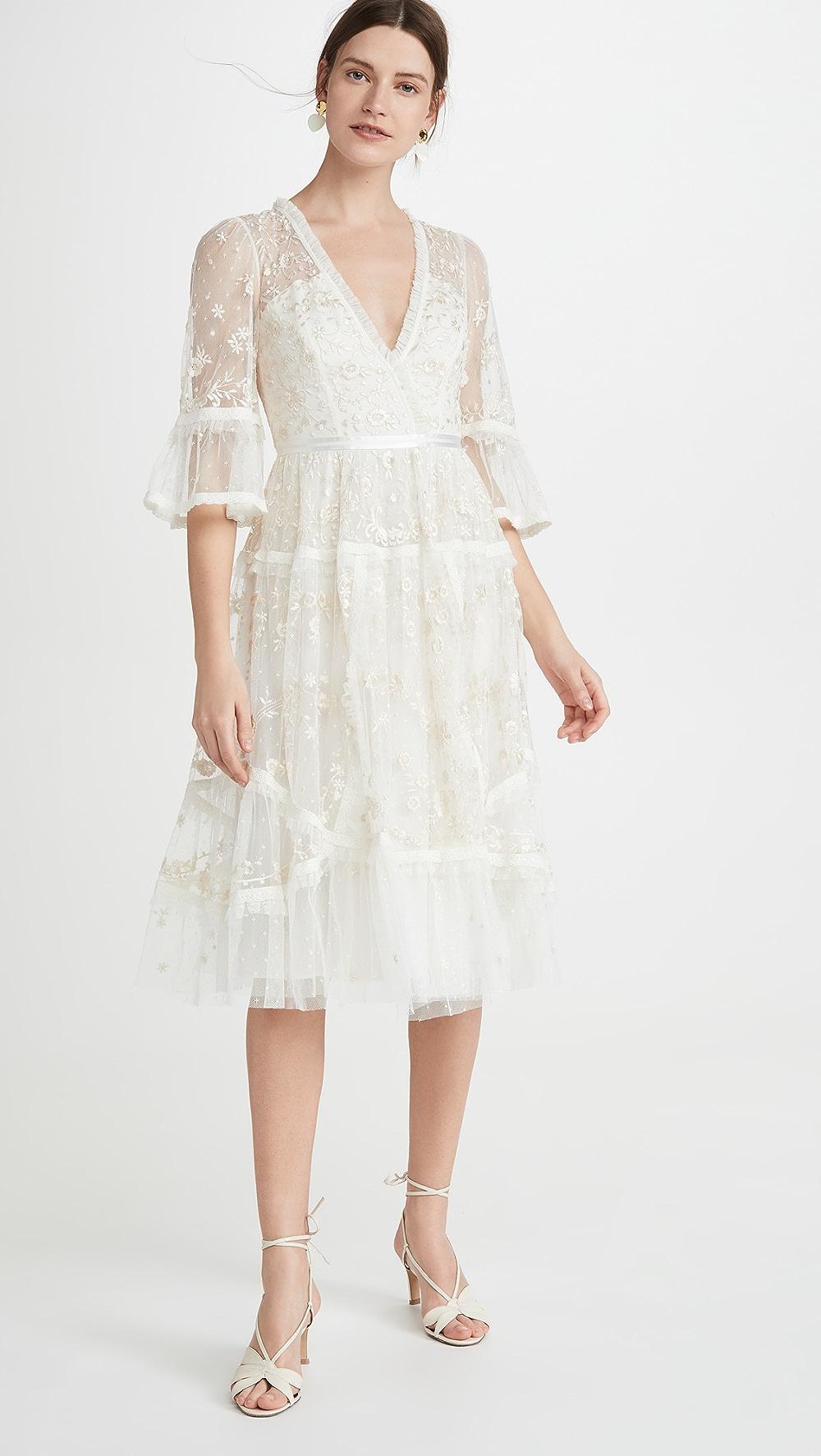 Initiative Needle & Thread - Pennyflower Dress Fragrant Aroma