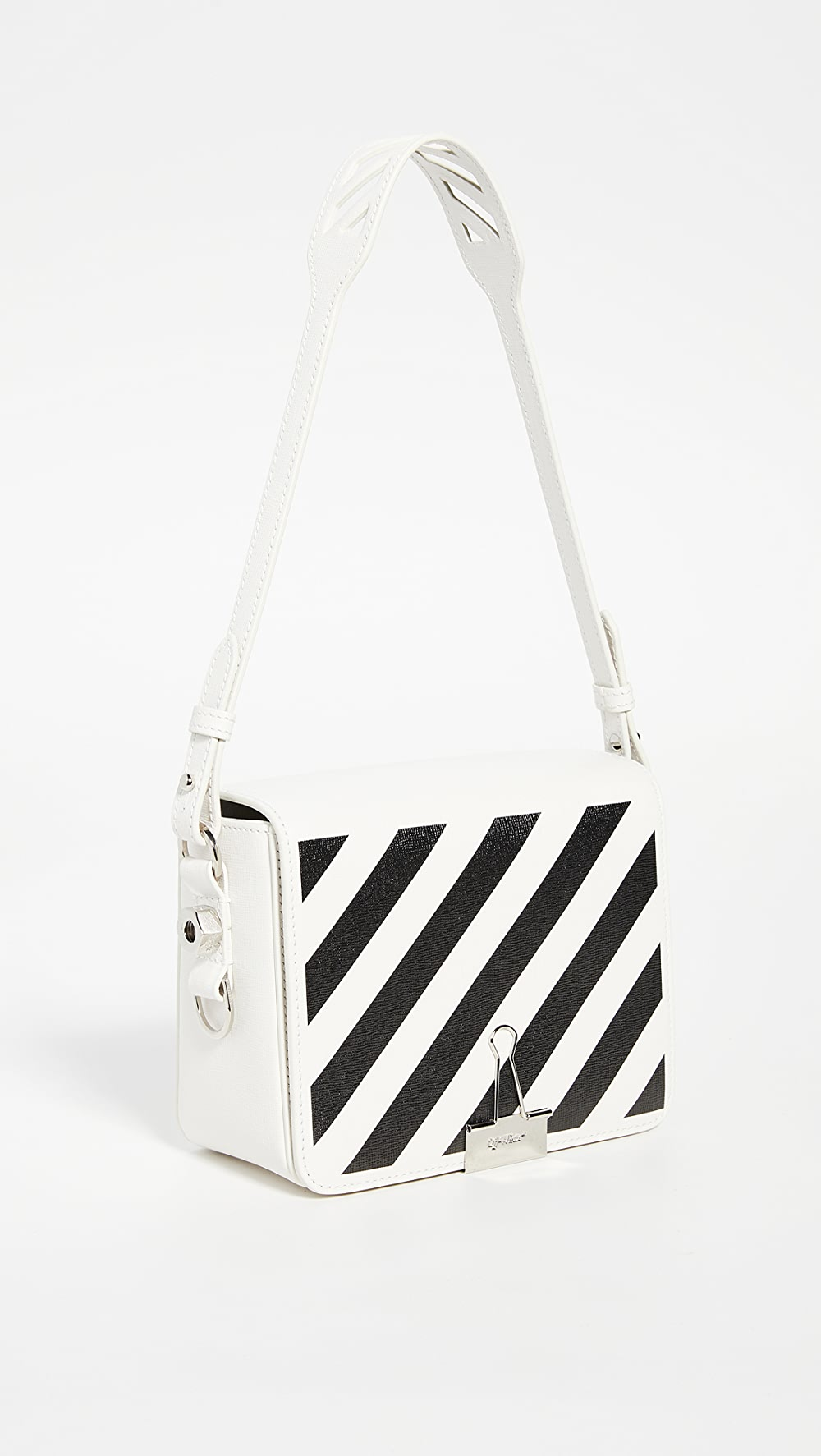 Cheap Price Off-white - Diagonal Flap Bag Fashionable And Attractive Packages