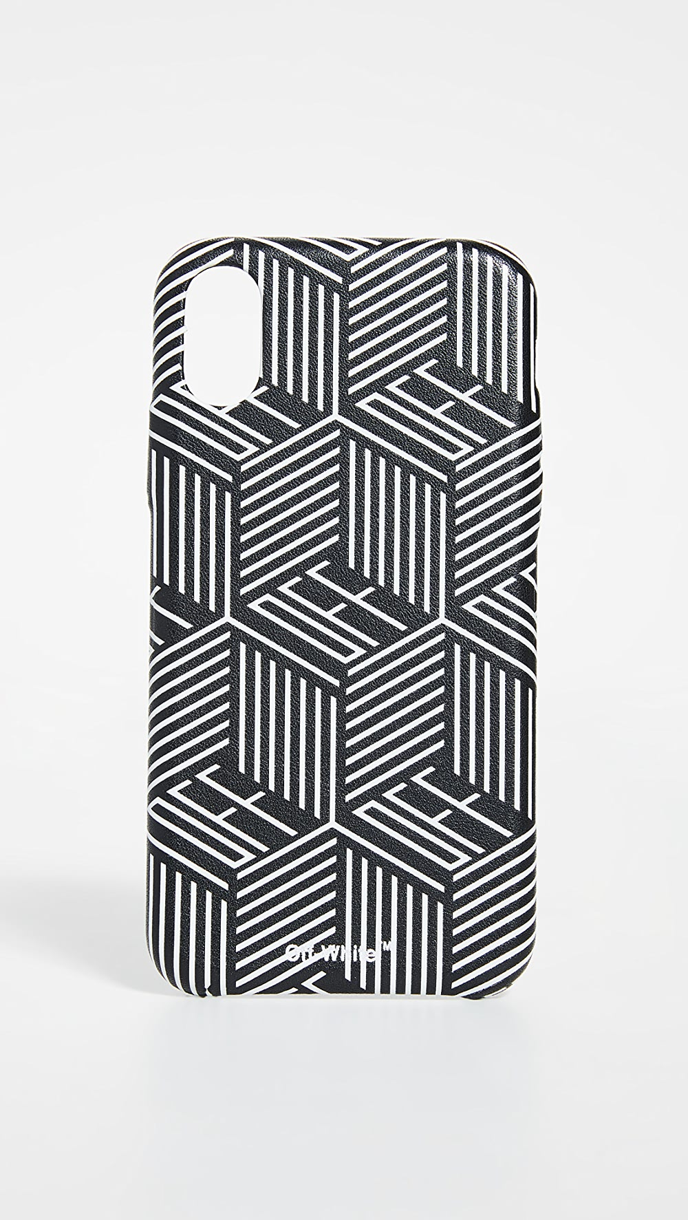 Alert Off-white - Monogram Iphone X Case High Standard In Quality And Hygiene