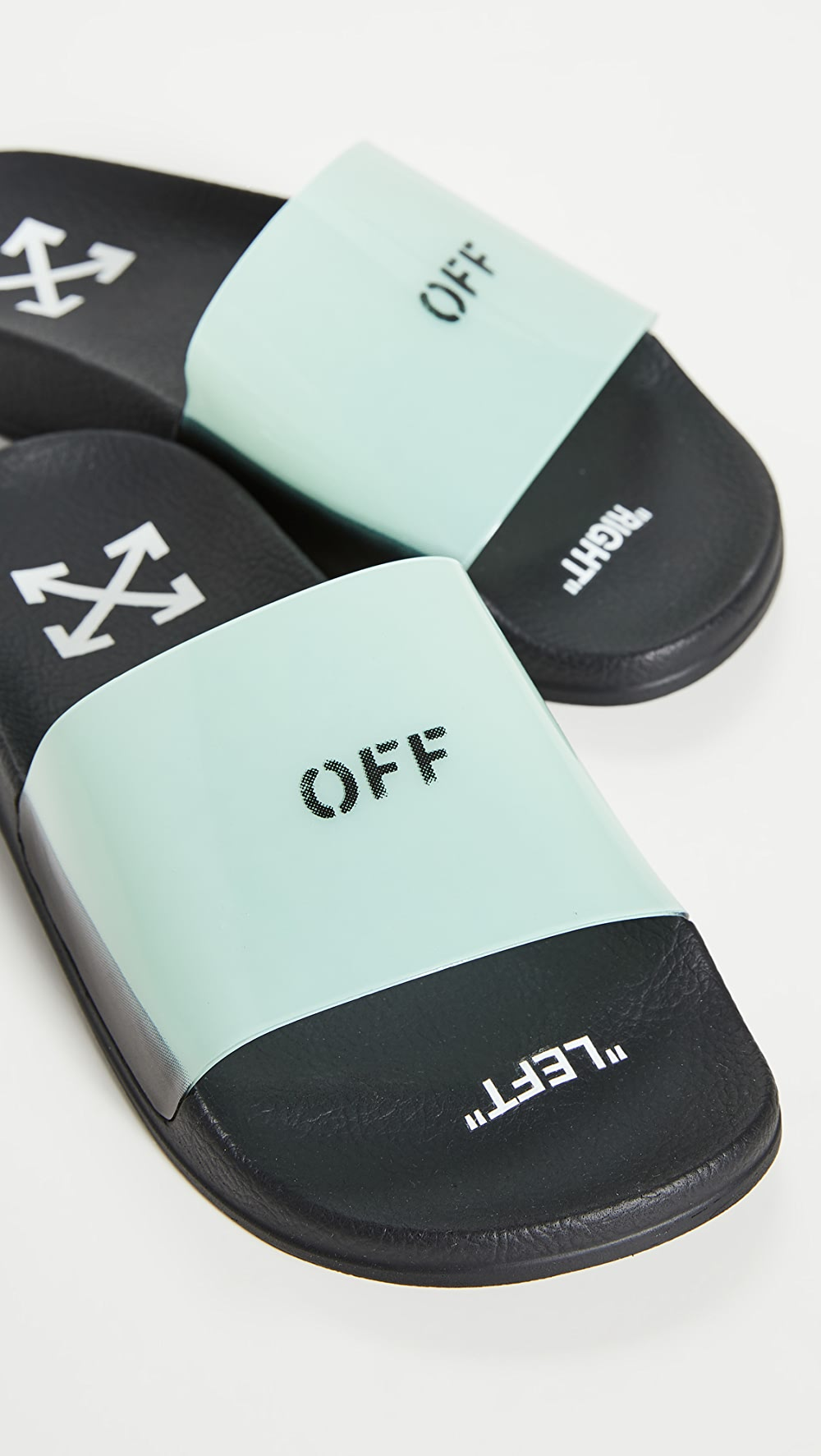 Aspiring Off-white - Pool Sliders Elegant In Style