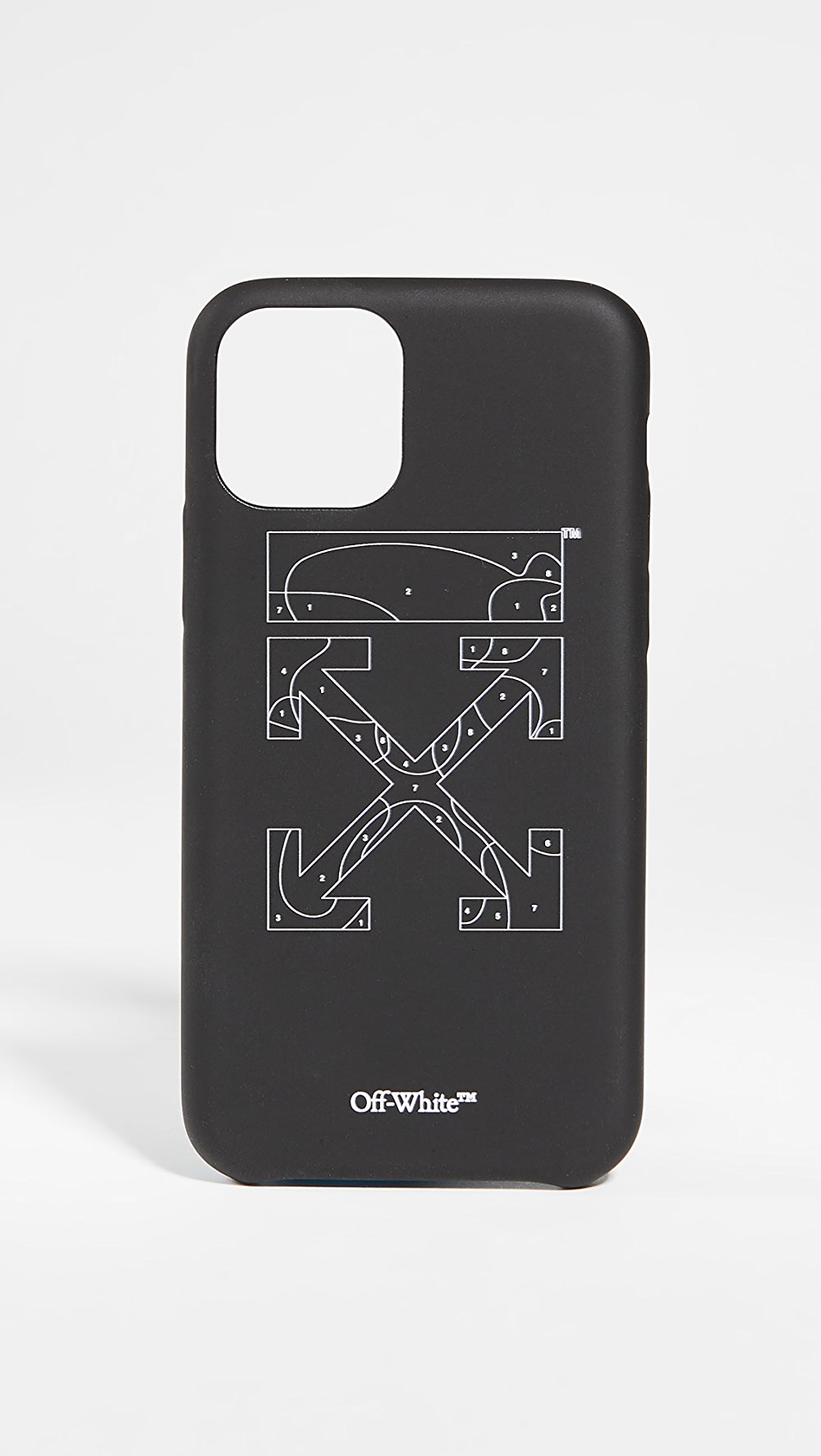 Generous Off-white - Puzzle Iphone 11 Pro Case Removing Obstruction