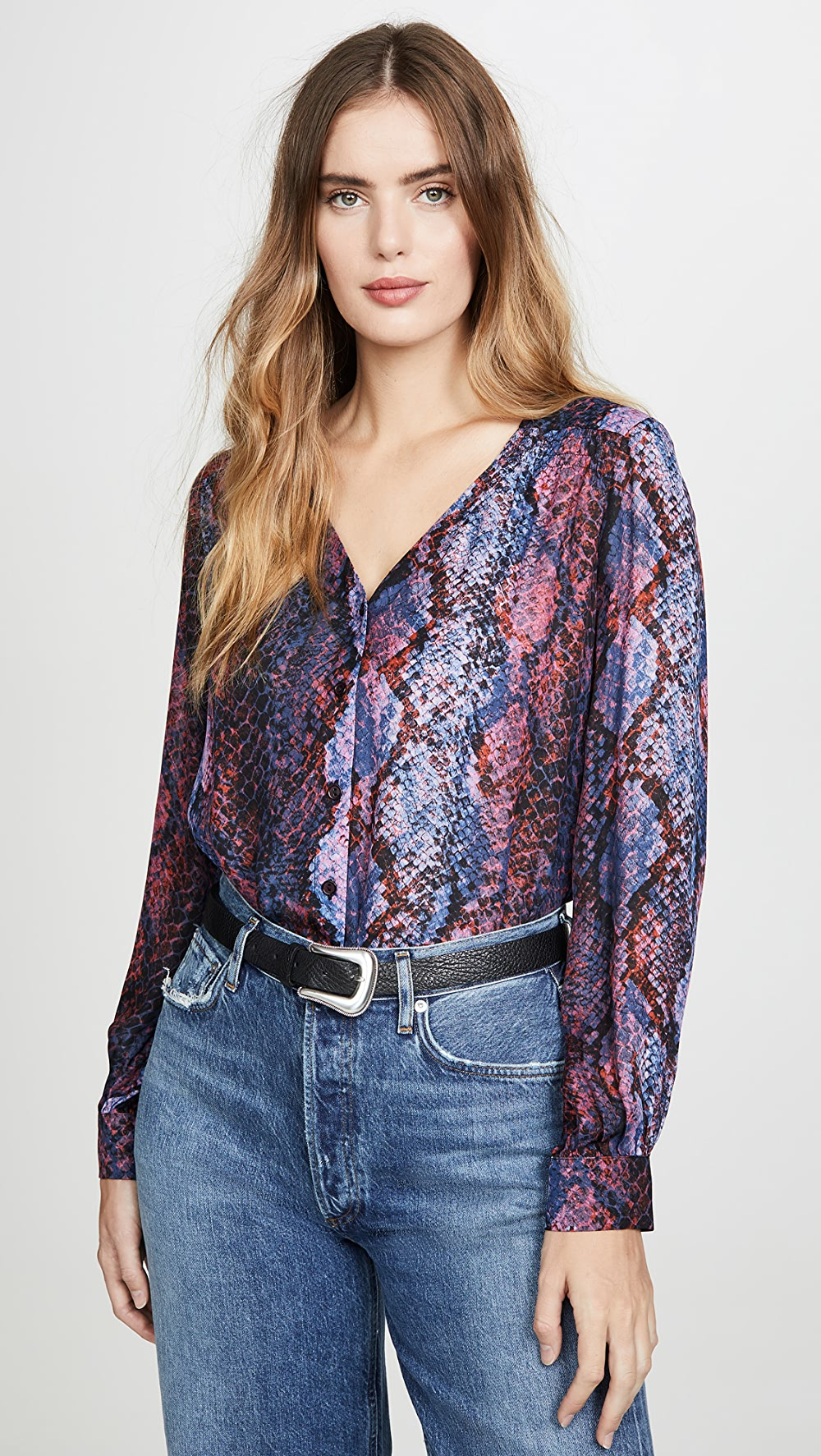 Methodical Parker - Sachi Blouse Attractive Appearance