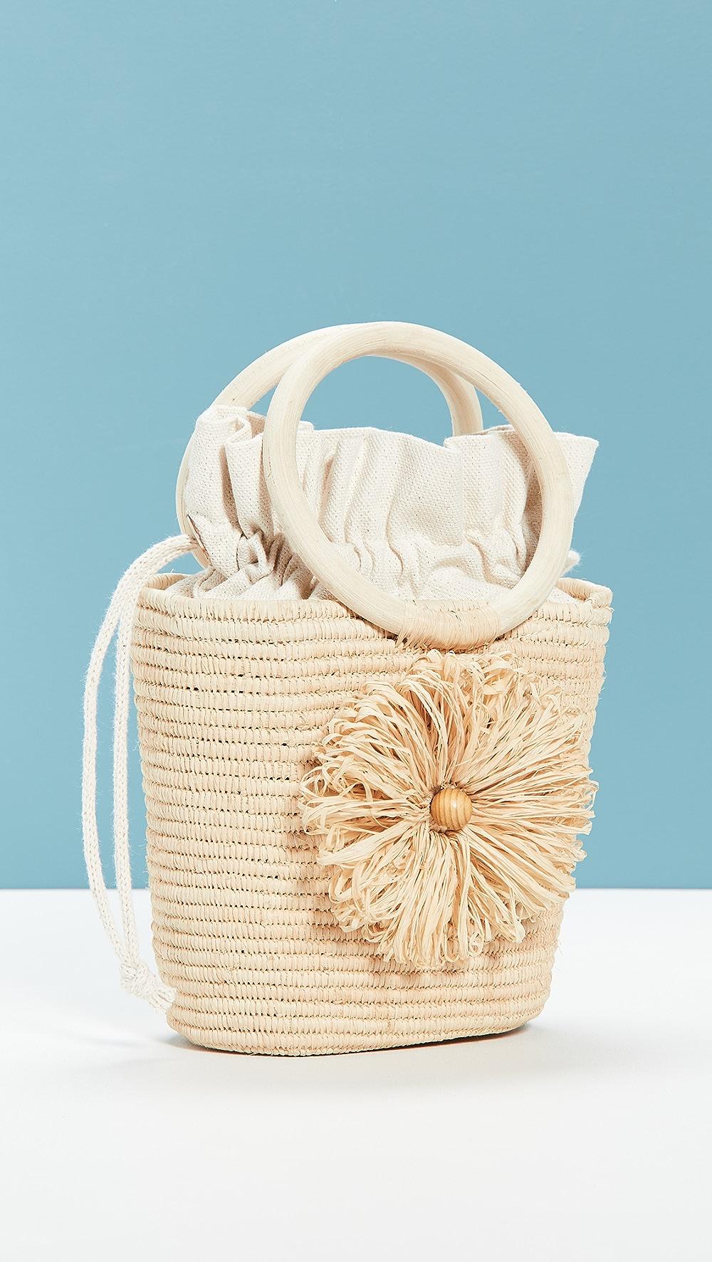 Liberal Poolside Bags - Nyc To Capri Mini Beach Tote Comfortable Feel