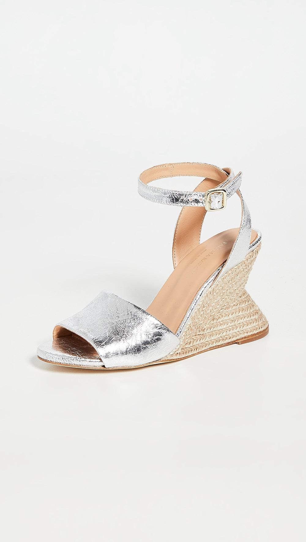 Strict Paloma Barcelo - Castula Wedge Sandals Cheap Sales
