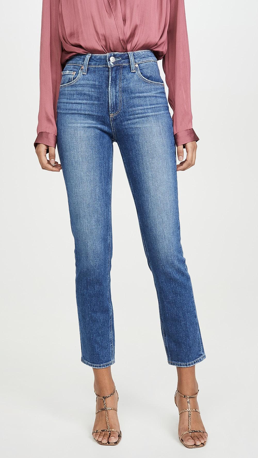 Fine Paige - Sarah Slim Jeans Moderate Cost