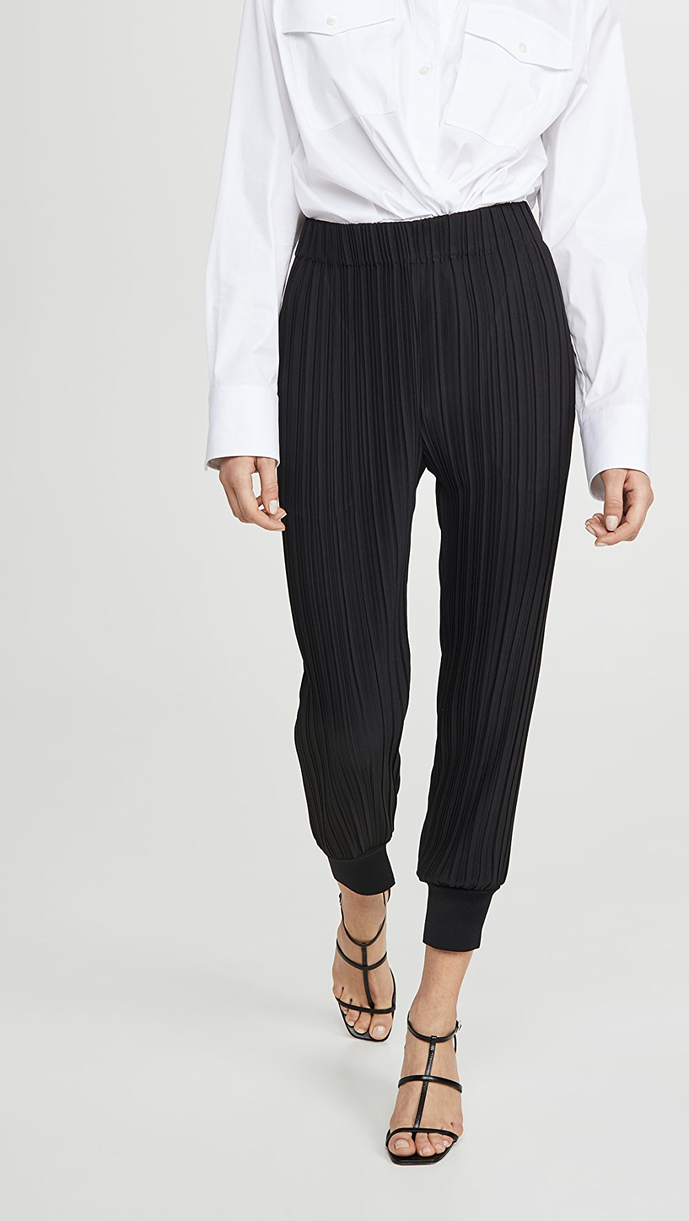 Beautiful 3.1 Phillip Lim - Pleated Joggers Pure And Mild Flavor