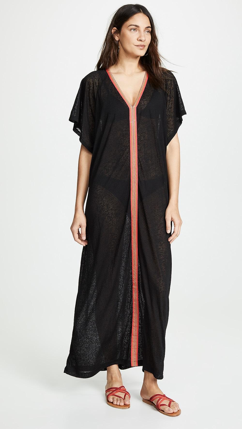 2019 Fashion Pitusa - Abaya Maxi Dress Save 50-70%