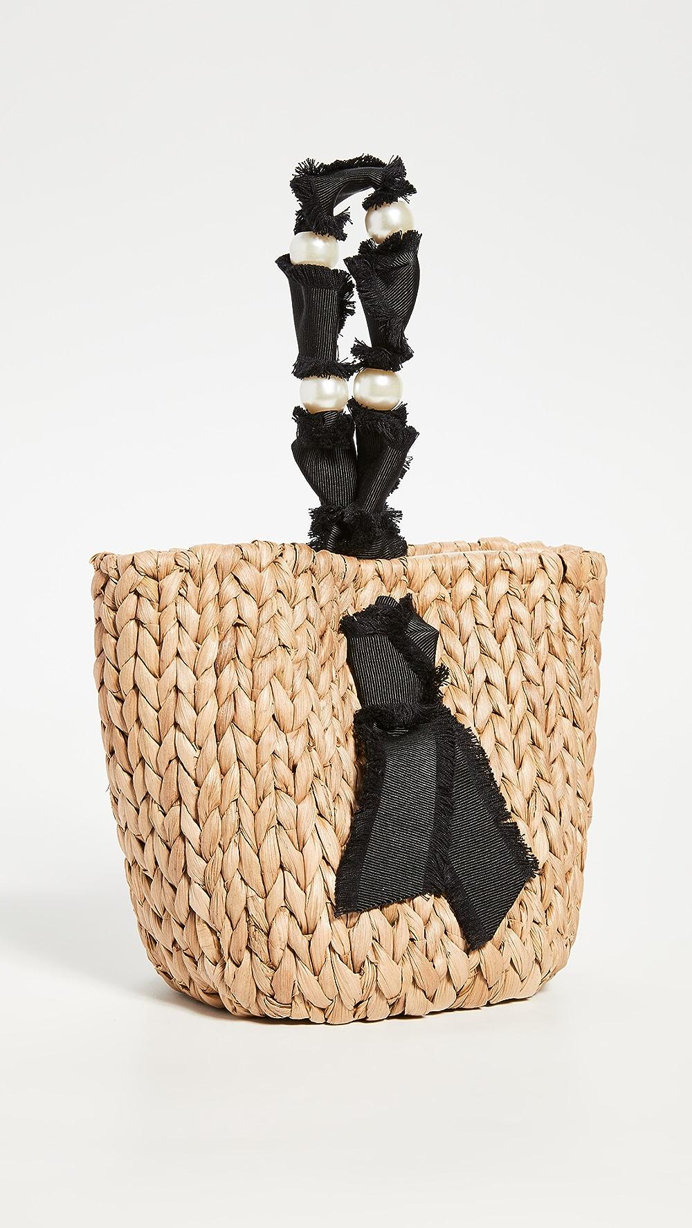 Brave Pamela Munson - Petite Isla Bahia Basket Bag Bright In Colour